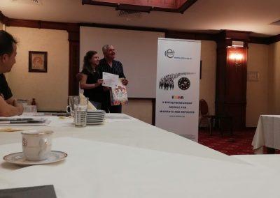 2nd transnational partner meeting