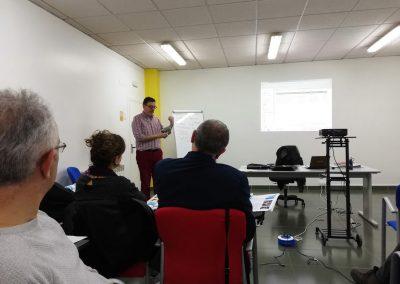 Entrepreneurship Module Training